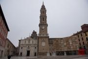 Saragossa 2014 - Plaza de la Seo
