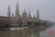 Saragossa 2014 - Basilica de Pilar - Fog
