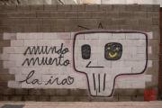 Saragossa 2014 - Street Art - Mundo Muerto