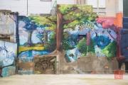 Saragossa 2014 - Street Art - Park