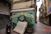Saragossa 2014 - Street Art - Hidden by Garbage