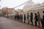 Saragossa 2014 - Street Art - In Line
