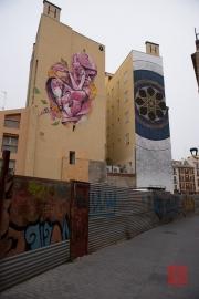 Saragossa 2014 - Street Art - Mandala