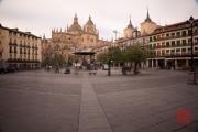 Segovia 2014 - Cathedral Square