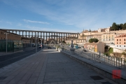 Segovia 2014 - View on Aquaduct