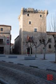 Avila 2014 - Plaza