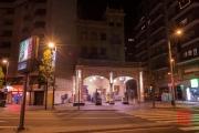 Salamanca 2014 - Gas station