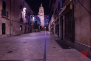 Salamanca 2014 - Streets by night I