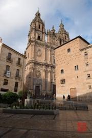 Salamanca 2014 - Cathedral Front