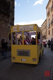 Salamanca 2014 - Marathon - Bus