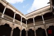 Salamanca 2014 - Inner Yard