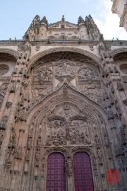 Salamanca 2014 - Doors of the Cathedral