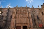 Salamanca 2014 - University Facade