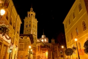 Teruel 2014 - Cathedral by night