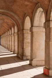 Aranjuez 2014 - Hallway
