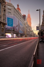 Madrid 2014 - Streets & Primark