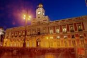 Madrid 2014 - City Hall by night