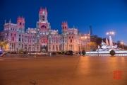 Madrid 2014 - Palacio de Cibeles & Fountain