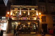Madrid 2014 - Restaurante La Catedral