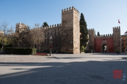 Seville 2015 - City Wall