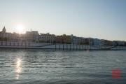 Seville 2015 - River & Sun