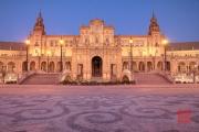 Seville 2015 - Plaza de Espana - Main Building