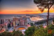 Malaga 2015 - Arena Blue Hour