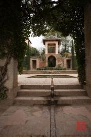 Granada 2015 - Alhambra - Path
