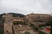 Granada 2015 - Alhambra - Ruins I