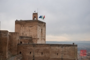 Granada 2015 - Alhambra - Tower