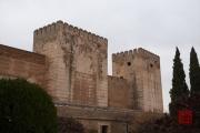 Granada 2015 - Alhambra - Defense Towers