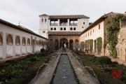 Granada 2015 - Alhambra - Generalife - Inner Garden I