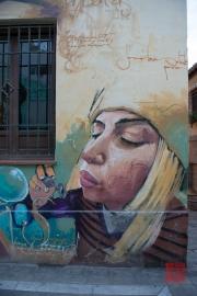 Granada 2015 - Graffiti - Girl