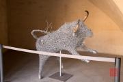 Granada 2015 - Alhambra - Bull Sculpture