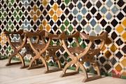 Granada 2015 - Alhambra - Chairs