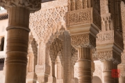 Granada 2015 - Alhambra - Hallway Details