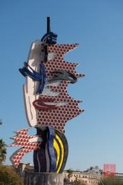 Barcelona 2015 - Sculpture IV