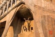 Barcelona 2015 - Sagrada Familia - Jesus