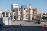 Barcelona 2015 - Towers
