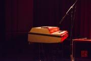 MUZclub Isolation Berlin 2015 - Keys