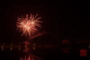 Nuremberg Spring Fair Fireworks 2015 - Red I