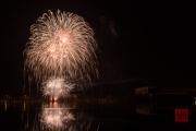 Nuremberg Spring Fair Fireworks 2015 - White I