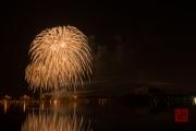 Nuremberg Spring Fair Fireworks 2015 - Gold II