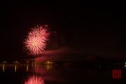 Nuremberg Spring Fair Fireworks 2015 - Red III