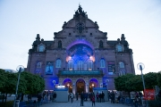 Blaue Nacht 2015 - Opernhaus I