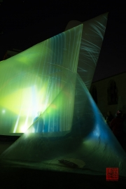 Blaue Nacht 2015 - Licht & Luft VIII