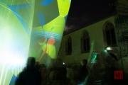 Blaue Nacht 2015 - Licht & Luft IX