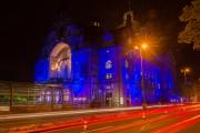 Blaue Nacht 2015 - Opernhaus II