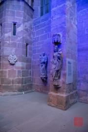 Blaue Nacht 2015 - Germanisches Nationalmuseum - Kartäuserkirche