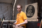 St. Katharina Open Air 2015 - Boat Shed Pioneers - Tristan I